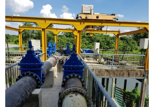 Water Transfer Station Application