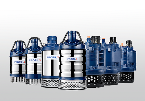 PRORIL DEWATERING PUMPS