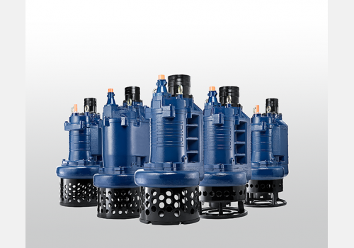 PRORIL SLURRY & SAND PUMPS