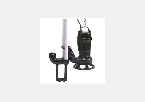 Shinmaywa Submersible Pumps Non Clog Chopper CJ series