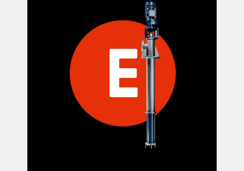 E SEMI-SUBMERSIBLE PUMP